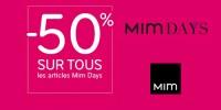actu Les Mim Days