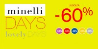 actu Minelli days !