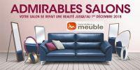 Votre salon se refait une beauté grâce à Monsieur Meuble !