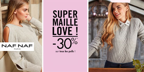 Offre maille !