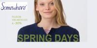 actu Spring days !
