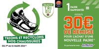 actu Trions et recyclons nos chaussures !