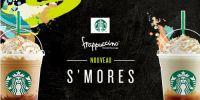 actu Frappuccino S'mores !