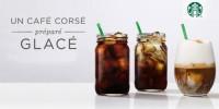 actu Un café corsé préparé glacé