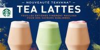 actu Tea Lattes