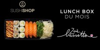 Lunch Box du mois by Zo� Bassetto