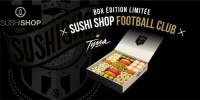 actu La sushishop football club !