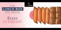 actu Lunchbox du mois !