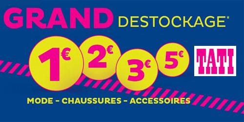 Grand Destockage !