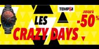 actu Crazy days !