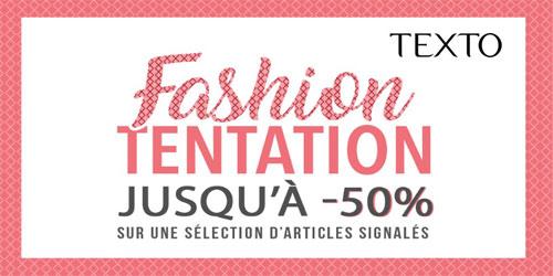 Fashion tentation !