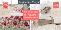 actu Promotions de printemps
