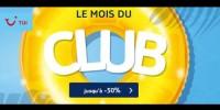 actu Le mois du Club !