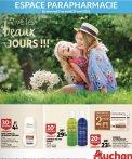 catalogue auchan supermarche vive les beaux jours