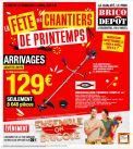 catalogue brico depot de la quinzaine du 2 au 15...