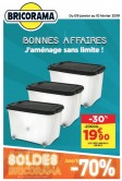 catalogue bricorama ploudalmezeau du 2019-01-09...