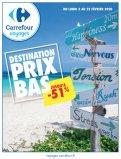 catalogue carrefour voyages bourg en bresse du 2020-02-03...