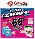catalogue casino de la quinzaine jusqu039au 29...