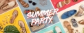 image chaussea du moment - summer party