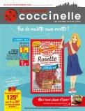 catalogue coccinelle supermarche de la quinzaine jusqu039au 29...