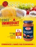 image coccinelle supermarche de la quinzaine jusqu039au 17...