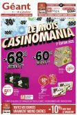 image geant casino de la quinzaine jusqu039au 17...