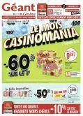 image geant casino de la quinzaine jusqu039au 31...