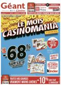 image geant casino de la quinzaine jusqu039au 22...