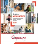 catalogue gedimat du moment - guide menuiseries...
