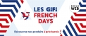 image gifi du moment - les french days