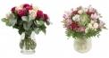 image le jardin des fleurs du mois - collection du mois