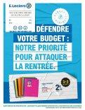 catalogue leclerc allonnes 72700 du 2020-08-03...