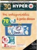 catalogue magasins u vos indispensables a prix doux...
