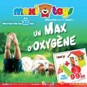 catalogue maxi toys du moment jusqu039au 26 mai -...