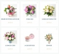 image monceau fleurs du moment - collection fete...
