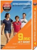 a249b60f901 Catalogue Sport 2000 du moment jusqu au 26 mai - Opération anniversaire