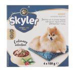 photo Nourriture de Noël pour chien Skyler