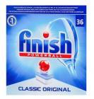 photo tablettes pour lave-vaisselle Finish Classic