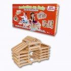 200 bucircchettes en bois jeu de construction
