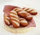 3 petits pains bretzel