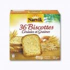 36 biscottes