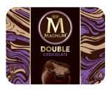 4 batonnets double chocolat