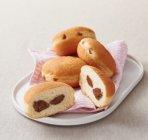 photo 4 beignets fourrés au chocolat