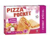photo 4 Pizzas pocket jambon fromage