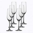 6 flucirctes agrave champagne