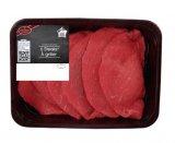 6 steaks de buf