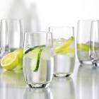 6 verres agrave eau