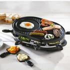 appareil agrave raclette gril