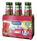 boisson a base de biere sans alcool 00%