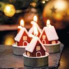bougies figurines de noeumll